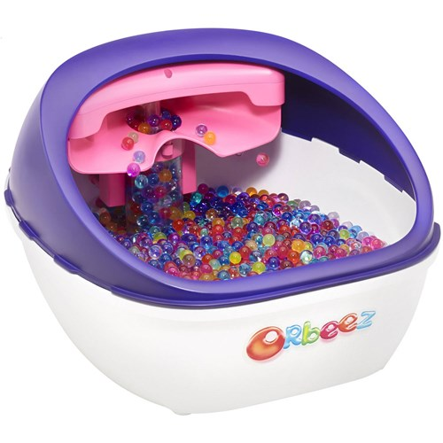 orbeez foot spa instructions